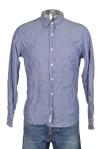 B. D. Baggies - New School Shirt blau