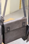 J.R. Ledermanufaktur - Messenger Bag handmade