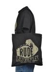 Rude Riders - Shirt mit Beutel dunkel